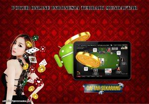 Poker Online Indonesia Terbaik Mendaftar